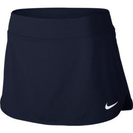 Dámská tenisová sukně Nike Pure OBSIDIAN/WHITE