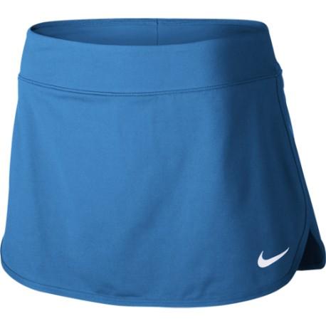 Dámská tenisová sukně Nike Pure LT PHOTO BLUE/WHITE