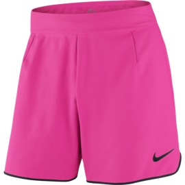 Pánské tenisové šortky Nike Gladiator Premier HYPER PINK/BLACK