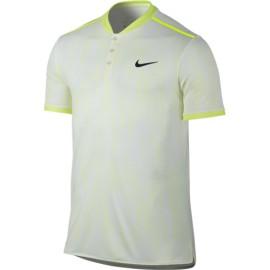 Pánské tenisové tričko Nike Dry Advantage SS Premier Polo WHITE/BLACK