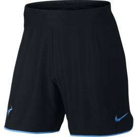 Pánské tenisové šortky Nike Flex Rafa Gladiator BLACK/LT PHOTO BLUE