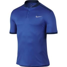 Pánské tenisové tričko Nike Premier Advantage Polo HYPER COBALT