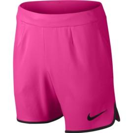 Chlapecké tenisové šortky Nike Gladiator Premier HYPER PINK