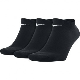 Ponožky Nike Value No Show black /3 páry