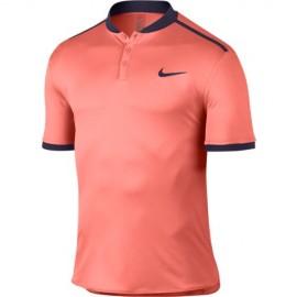 Pánské tenisové tričko Nike Advantage Polo BRIGHT MANGO