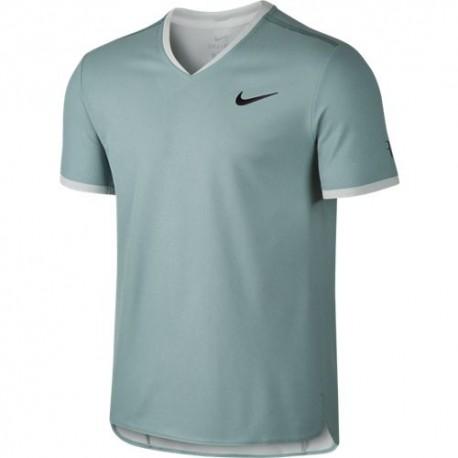 Pánské tenisové tričko Nike RF Dry Top SS CANNON