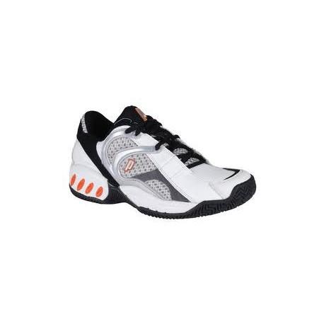 Tenisová obuv Prince MV4 Junior white