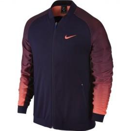 Pánská tenisová bunda Nike Premier PURPLE DYNASTY/BRIGHT MANGO