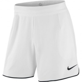 Pánské tenisové šortky Nike FLX ACE 7in PR white