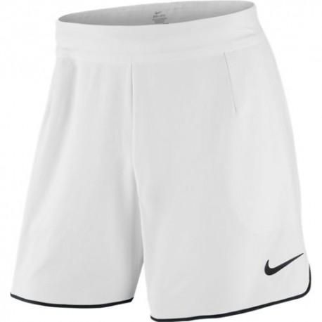 Pánské tenisové šortky Nike FLX ACE 7in PR white/black