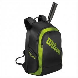 Batoh Wilson badminton 2 black/limet