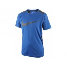 Chlapecké tričko Nike Dry SS Legacy GFX GAME ROYAL
