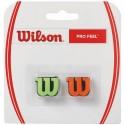 Vibrastop Wilson PRO FEEL Green/orange  2 kusy