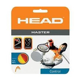 Tenisový výplet HEAD Master  1,28 12 m