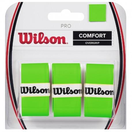 Tenisová omotávka Wilson Pro Blade Green  3 kusy