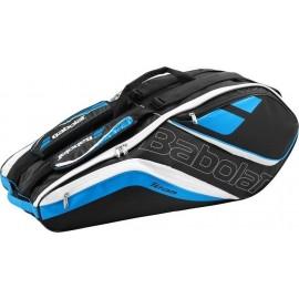 Tenisová taška Babolat Team Line X6 blue/black