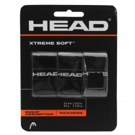 Tenisová omotávka HEAD XtremeSoft black / 3 kusy