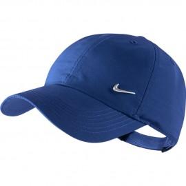 Kšiltovka Nike YA Heritage 86 Swoosh AD  DEEP ROYAL BLUE