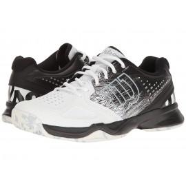 Pánská tenisová obuv Wilson Kaos Comp white/black