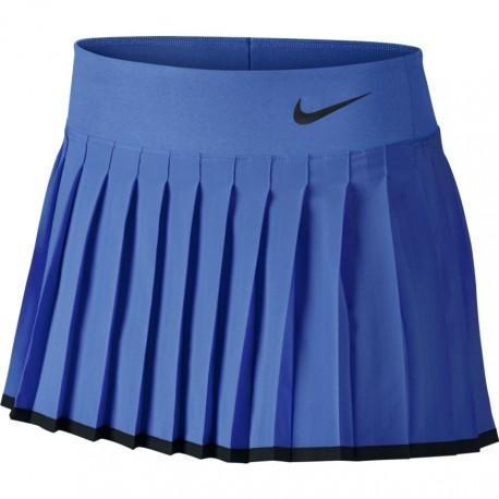 Dívčí tenisová sukně Nike Victory COMET BLUE