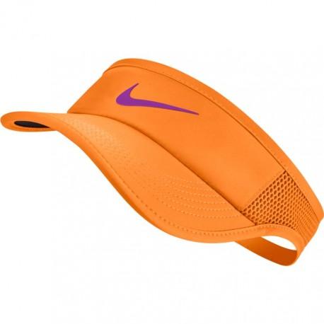 Kšilt Nike AeroBill Featherlight TART/BLACK/VIVID PURPLE