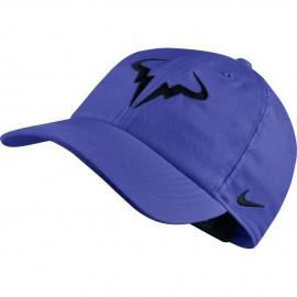 Tenisová kšiltovka Nike AeroBill H86 Rafa PARAMOUNT BLUE/BLACK