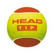 Tenisový míč HEAD T.I.P. RED / 3 ks