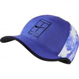 Tenisová kšiltovka NikeCourt AeroBill PARAMOUNT BLUE