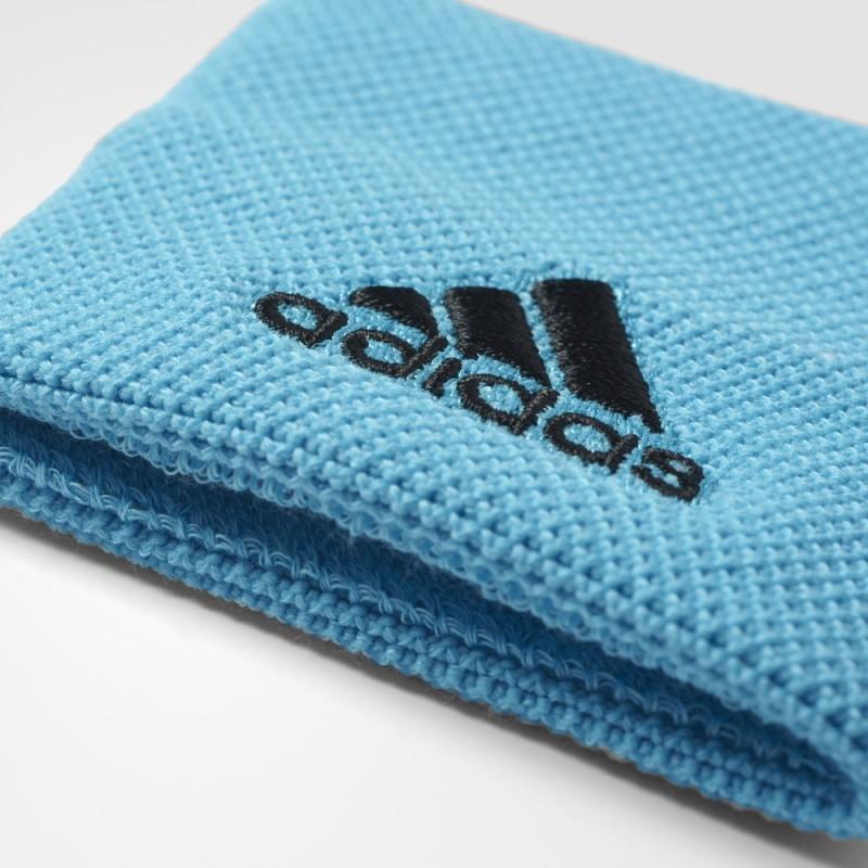 Tenisová potítka adidas Wristband Small samba blue ... 265a412612