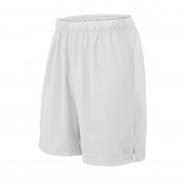 Pánské tenisové šortky Wilson Rush 9 woven white