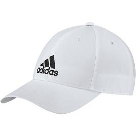 Sportovní kšiltovka adidas white