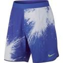 Pánské tenisové šortky Nike Court Flex PARAMOUNT BLUE