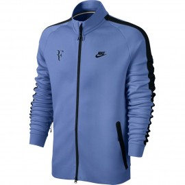 Pánská tenisová mikina Nike PREMIER RF N98 POLAR/BLACK