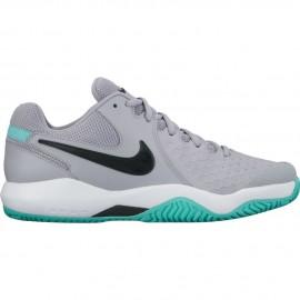 Pánská tenisová obuv Nike Air Zoom Resistance WOLF GREY