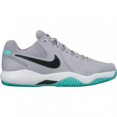 Pánská tenisová obuv Nike Air Zoom Resistance GREY