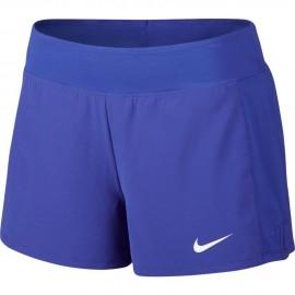 Dámské tenisové šortky Nike Flex Pure PARAMOUNT BLUE