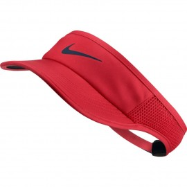 Kšilt Nike AeroBill Featherlight ACTION RED/MIDNIGHT NAVY