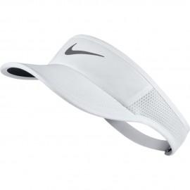 Kšilt Nike AeroBill Featherlight WHITE