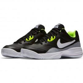 Pánská tenisová obuv Nike Court Lite Black