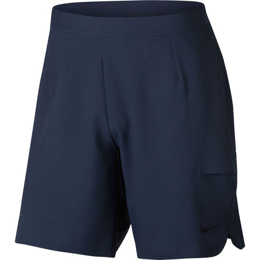 7e7080c22cc Pánské tenisové šortky Nike RF Flex Ace MIDNIGHT NAVY - Tenissport Březno