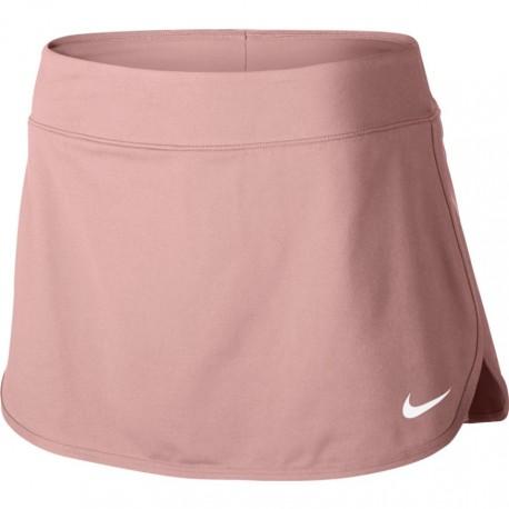 Dámská tenisová sukně Nike Pure SUNSET TINT/WHITE