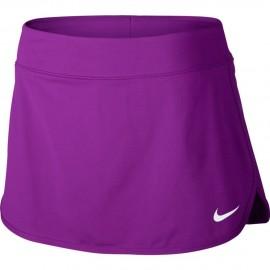 Dámská tenisová sukně Nike Pure VIVID PURPLE/WHITE