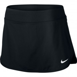 Dámská tenisová sukně Nike Pure Black