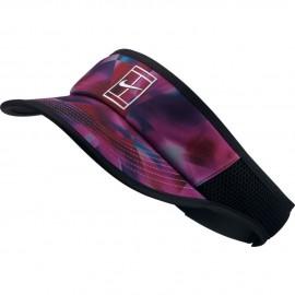 Kšilt Nike Court AeroBill FIRE PINK/BLACK