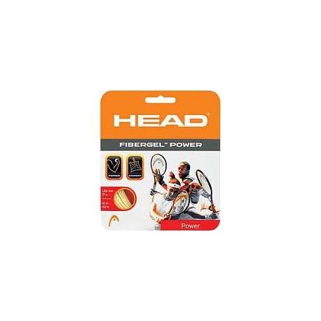 Tenisový výplet HEAD FiberGel Power / Set 12m (281044)