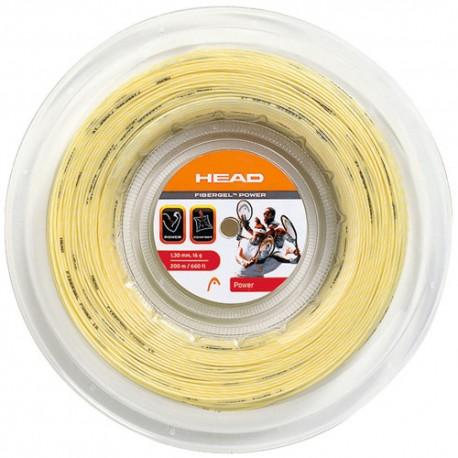 Tenisový výplet HEAD FiberGel Power / 200m (281054)