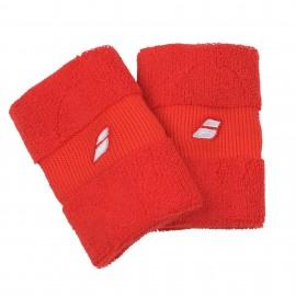 Babolat Jumbo Wristband red / 2 kusy