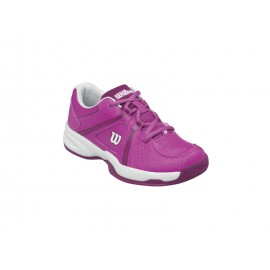 Dívčí tenisová obuv Wilson Envy junior Rose Viole