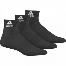 adidas ponožky Performance Ankle black 3 páry