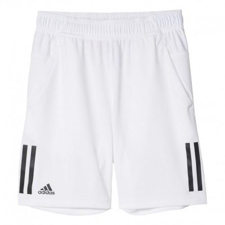 Tenisové šortky adidas b club junior white